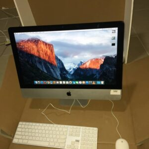 Apple iMac pro i3