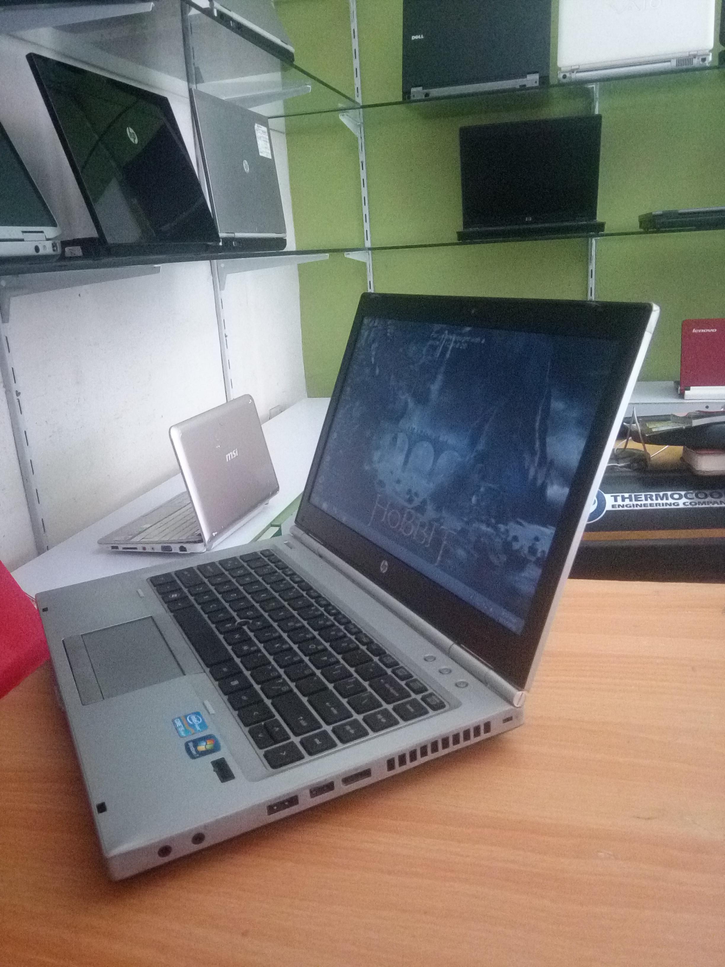 HP Elitebook 8470p - Core I5 - 500HDD - 4 GB Ram - UK Used