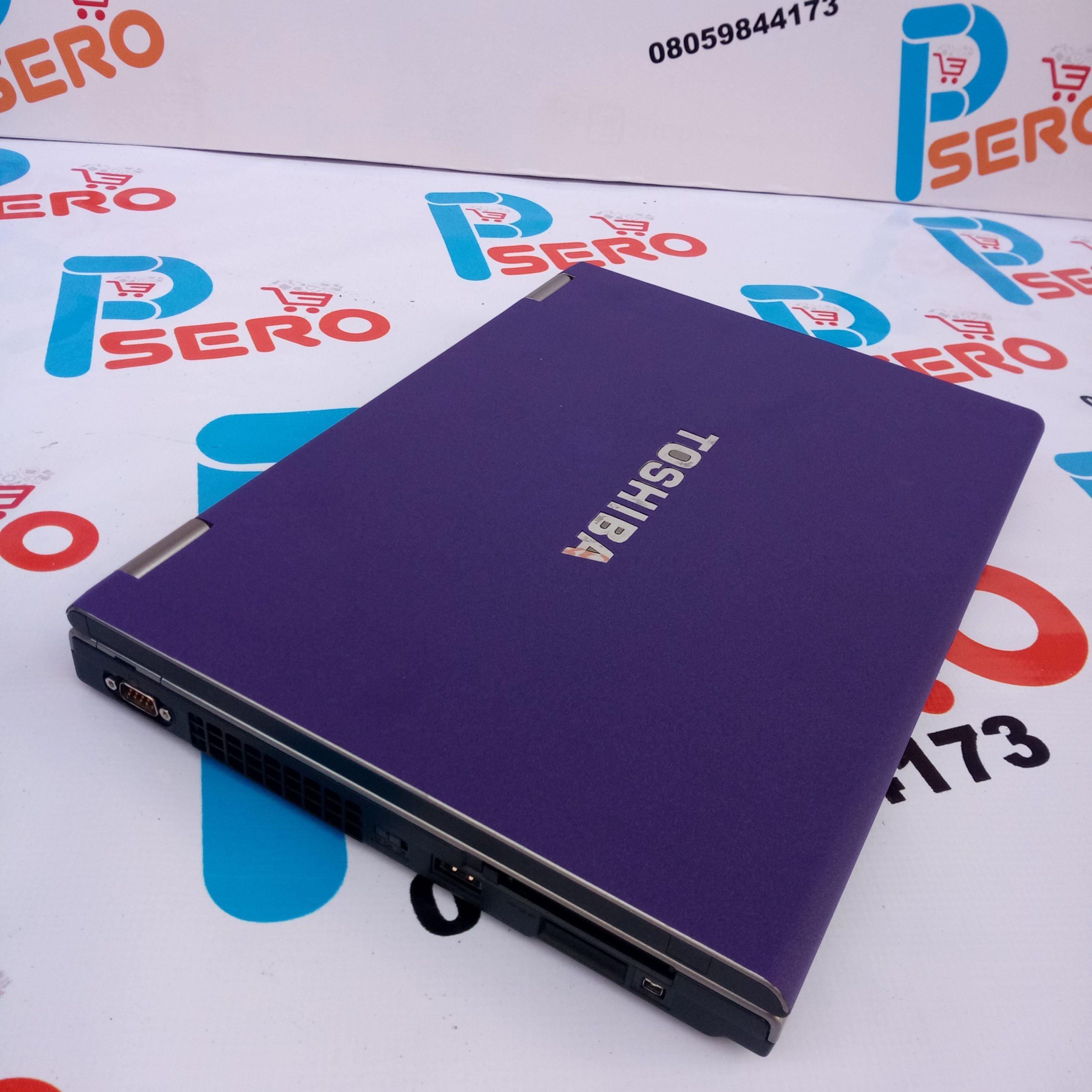 Uk Used Toshiba Core 2 Duo Laptop – 2GB Ram/100GB HDD