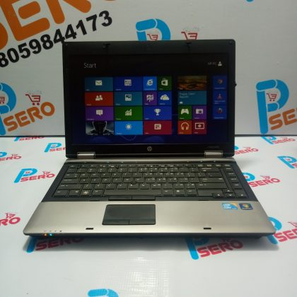 UK Used Hp Probook 6450b Core i5 – 4GB RAM