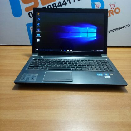 Uk Used: Lenovo B570 Core i5 Laptop – 500GB HDD 4GB Ram
