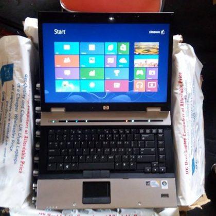 HP Elitebook 6930P Intel Laptop – 4GB Ram – 250HDD