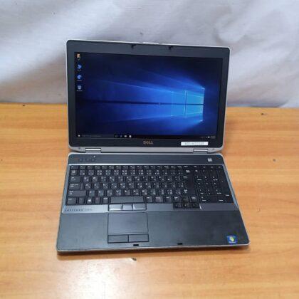 Dell Latitude E6430 Core i7, Nvidia Graphics, 6GB Ram – 500Hdd
