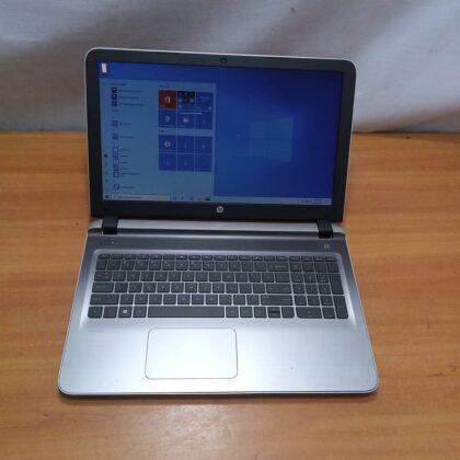UK Used HP Pavilion 15 Quad Core – 4GB Ram – 750HDD