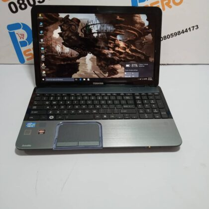 Toshiba Satellite L850 – Core i5 – 500GB HDD – 4GB Ram – 2GB Dedicated Graphics