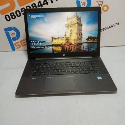 HP ZBook Studio G3 Laptop – Intel Core i7 – 32GB Ram – 512SSD – Keyboard Light – Dedicated Graphics