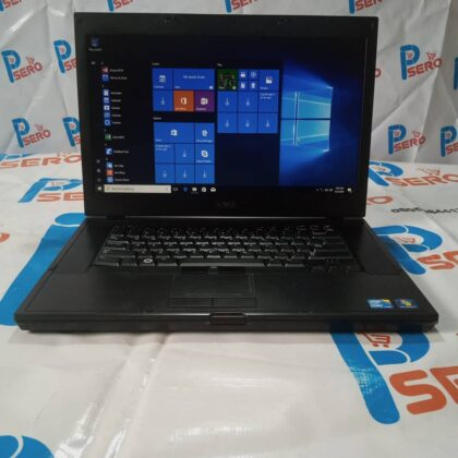 Dell Latitude E6510 Laptop – Intel Core i5 – 500HDD – 4GB Ram