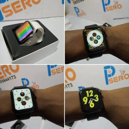 Best Quality Smart Watch – Series 5 Apple Watch Copy – Heart Rate, Body Temperature test – Many more
