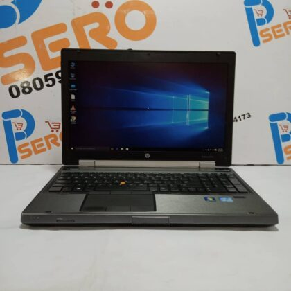 HP Elitebook 8570w Workstation – Core i7 – 12GB Ram – 500HDD – 2GB Dedicated Graphics