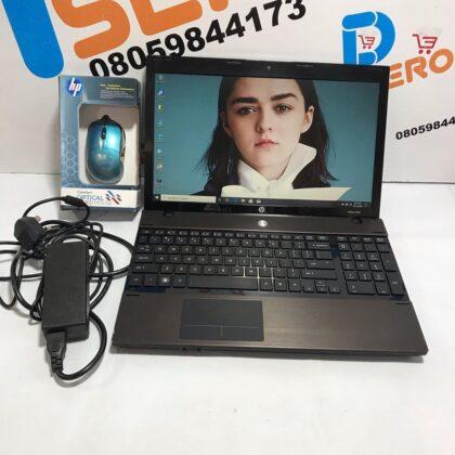 HP Probook 4520s Laptop – Intel Core i3 – 4GB Ram – 320GB HDD – Free Mouse