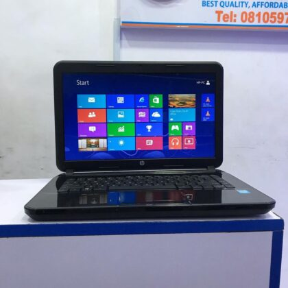 Hp 14 Notebook – intel inside – 4GB Ram – 320GB HDD – 2.00GHz – Sharp Hp