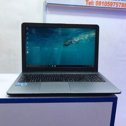 Ultra Slim Asus X540S Laptop – 4GB Ram -320GB HDD – Super Fast